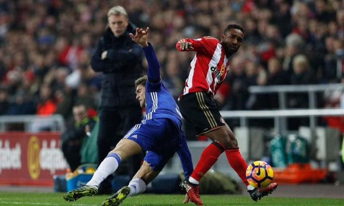 """A Sunderland nem értékesít """"felbecsülhetetlen"""" Jermain Defoe-t, mondja David Moyes"""